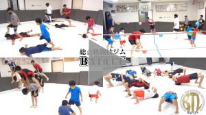 キッズ運動教室 スナップショット2021