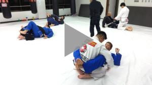 柔術クラス スナップショット
