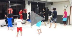 キックボクシング MMAクラス スナップショット