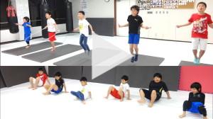 キッズ運動教室 スナップショット